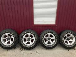 Продам колёса 245/70/16 Maxxis bighorn
