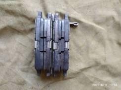Колодки тормозные задние #T31/#J10