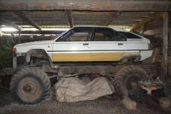 Самодельная модель, 1990