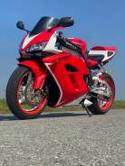 Honda CBR 1000RR Fireblade, 2008