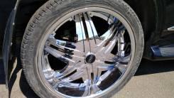 Колеса 305/35 R24 с летней резиной, на Land Cruiser 200, 100, Lexus LX