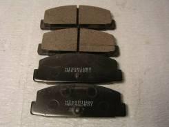 Колодки тормозные задние PF5203