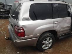 Toyota Land Cruiser, 2004