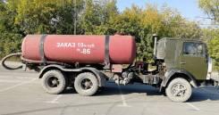 Вакуумная машина КО-505А, В г. Новосибирске год, 1997