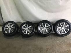 Комплект жирных колес на литье 195/65R15 4*100