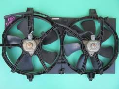 Вентилятор охлаждения радиатора Nissan Sunny, B15/FB15, QG15DE/QG13DE