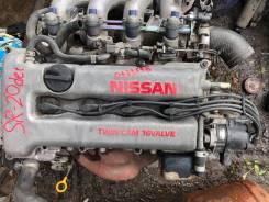 Двигатель в сборе SR-20det