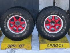 Bridgestone Dueler A/T 694, 31x10.50 R15, 265/75R15