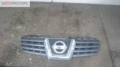 Решетка радиатора Nissan Qashqai 2006-2013 (Хэтчбэк 5 дв. )