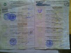 ПТС Isuzu Elf 2007г. NKR81 продаю.