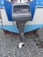 Продается лодочный мотор в хорошем состояние Yamaha 140