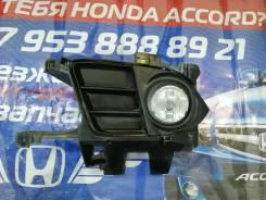 Фара противотуманная левая на Honda Accord CU, Рестаил