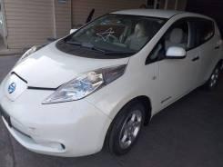Nissan Leaf, 2010