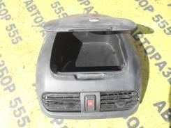 Центральный дефлектор с консолью Nissan Sunny B15