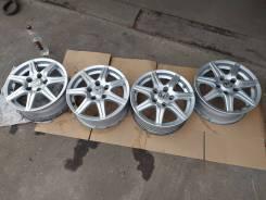 Диски литые 6.0 J15 ET45 D64.1 Honda 11 5x114.3