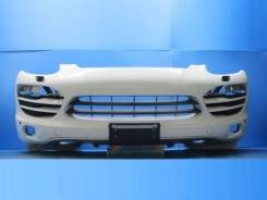 Бампер передний в сборе на Porsche Cayenne 958
