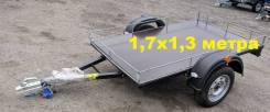 Прицеп-платформа Титан новый с документами 17413-01