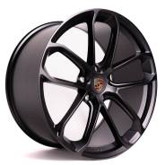 Кованые диски R21 9,5/11 ET46/58 5x130 для Porsche Cayenne [FG592]