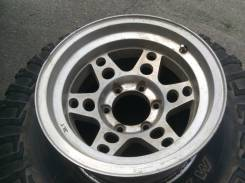 Японские литые диски R15 6x139.7 Bridgestone