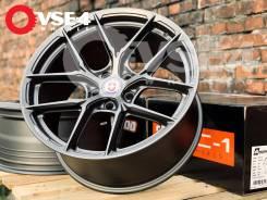 NEW! В Наличии! # HRE Performance P101SC R19 8,5J 5x114,3 Grey [VSE-4]