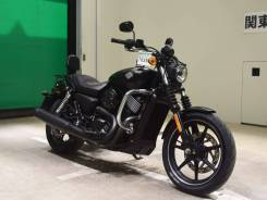 Harley-Davidson Street, 2015