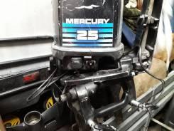 Лодочный мотор mercury sea pro 25