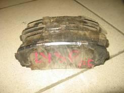 Колодки тормозные диск PF5459 Mazda LY3P mpv