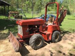 Продам трактор-траншеекопатель Ditch Witch 3500, 1997 года, колесный