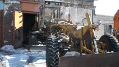 Автогрейдер ДЗ-98В 75-01, В г. Советская Гавань, 2003