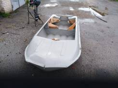 Продам лодку Романтика с плм Mikatsu 9.8 лс