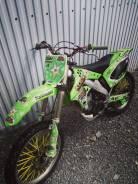 Kawasaki KX 250F, 2008
