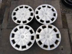 Диски R15 Nissan Almera оригинальные