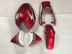 Пластик комплект и бак Honda CB 400SF