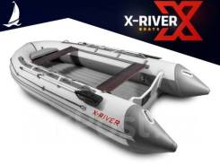 Лодка НДНД X-River Grace 420 Wind