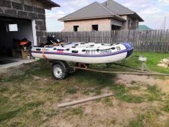 Моторная лодка ямаран ф 410