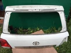 Дверь багажника Toyota Land Cruser 200, 2010 г. в.