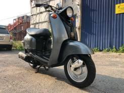 Yamaha Vino, 2004