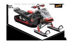 "Снегоход Summit X Expert 165"" SHOT 850 E-TEC Turbo Серый 2021, 2020"