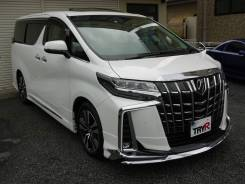 Обвес S-TYPE Modellista Toyota Alphard (H30) 2018-2020