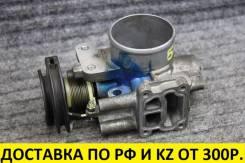 Заслонка дроссельная Toyota 4A/7A 22210-16870 контрактная