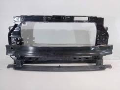 Панель передняя телевизор + усилитель hyundai creta 15- б/у 64101m00
