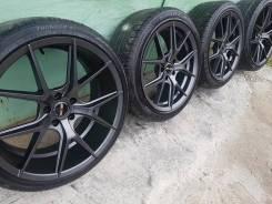 Продам колеса диски ковка Verde Axis V99-29 новые 5x114.3 жирные шины