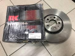 Диск тормозной передний вентилируемый Volvo XC90 (2002-2015)