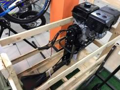 Подвесной лодочный мотор Болотоход Бурлак 15