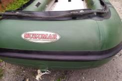 Лодка ПВХ Suzumar 3.6 дно алюмин усиленное .