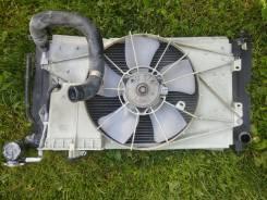 Вентилятор охлаждения Понтиак Вайб