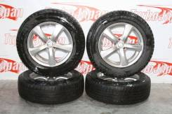 Колёса диски Sibilla R17 5х114.3 + резина зима