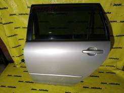 Дверь задняя левая Toyota Corolla Fielder NZE121 1NZFE (1E7)