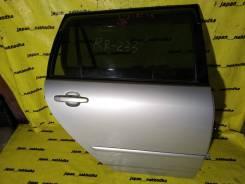 Дверь задняя правая Toyota Corolla Fielder NZE121 1NZFE (1E7)