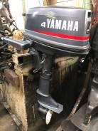 Подвесной лодочный мотор Yamaha 4 л. с